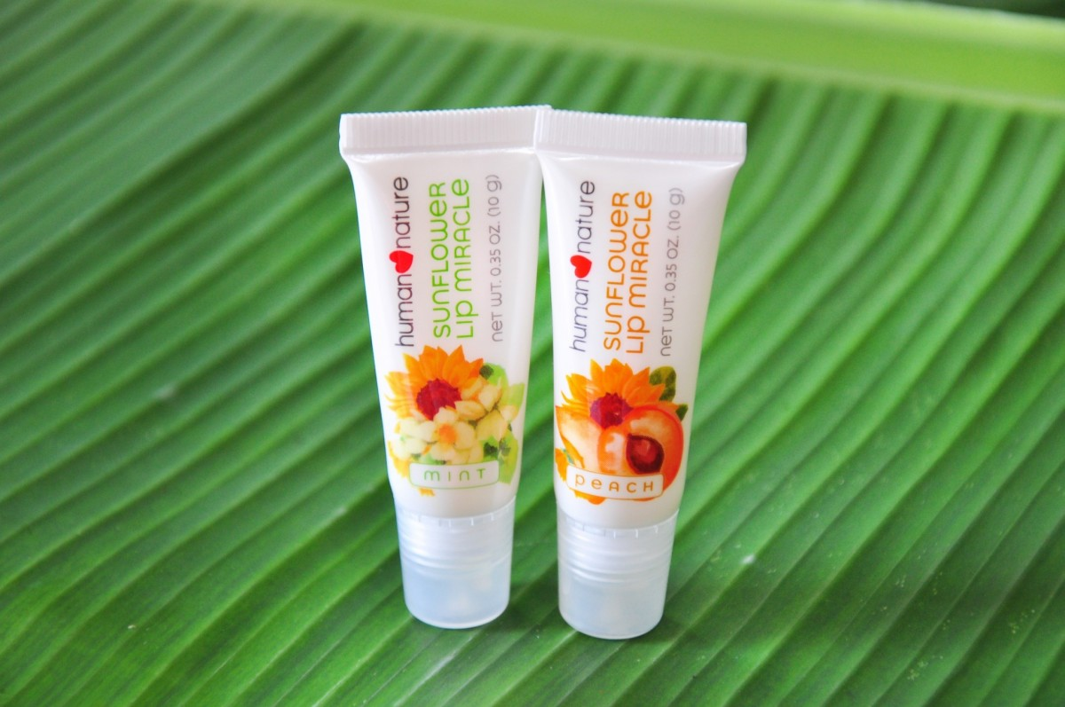 Sunflower Lip Miracle